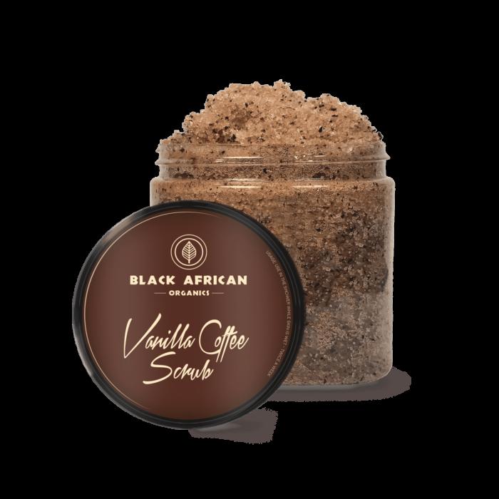 Coffee and Vanilla Skin Scrub