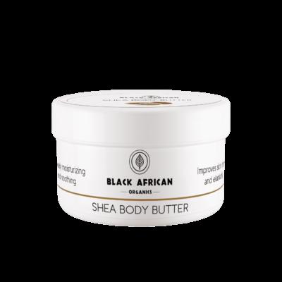 Shea Natural Body Butter